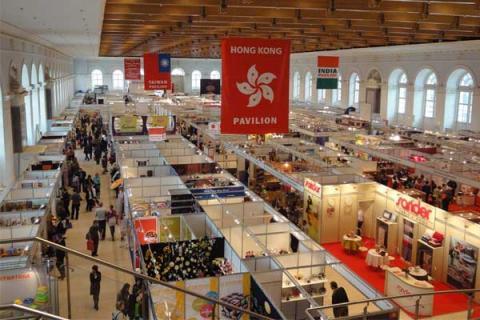 Выставки в европе